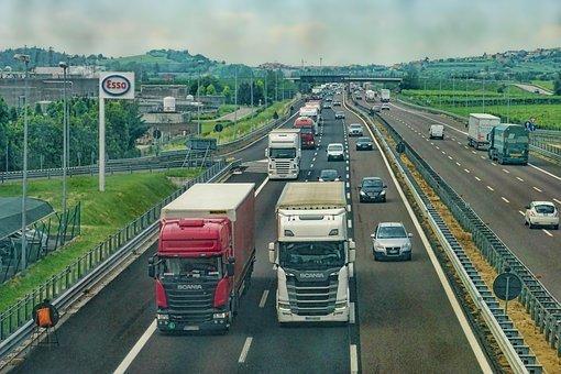 dálnice automobily