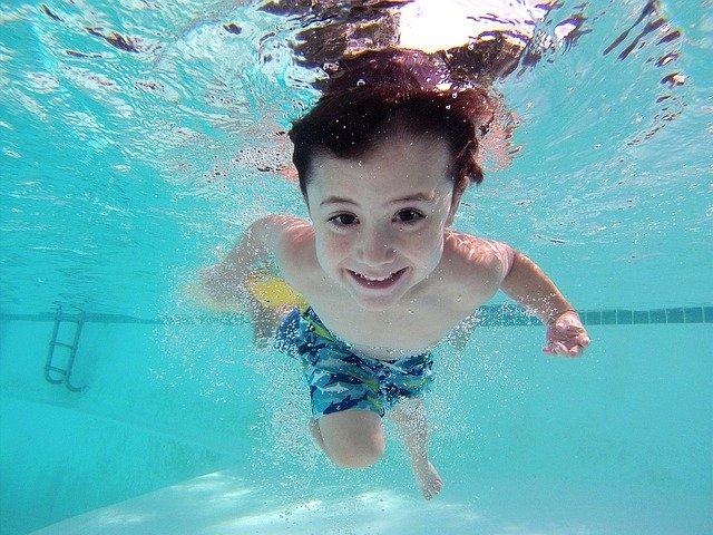 O bazén je nutné se dobře starat