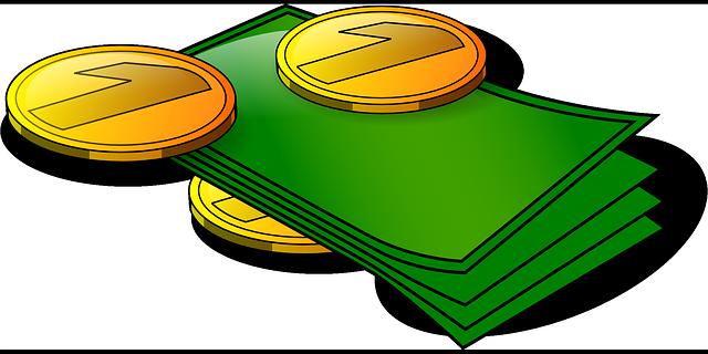 peníze na hraní