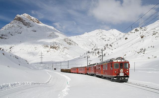 bernina železnice
