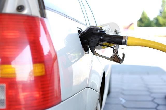 tankování nafty